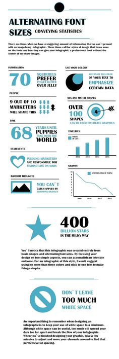 An infographic on how to make infographics [INFOGRAPHIC]