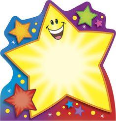 Star Clip Art | an Orange Star Clip Art Image - little boy holding ...