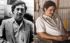 Pablo Escobar  -  Wagner Moura in (Narcos)