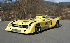 Totally restored with fully documented and guaranteed bullet-proof provenance.This car was delivered new in the USA and raced on many National race tracks such as Road Atlanta, Elkart Lake, Midway USA, Hutchinson Grand Midway Usa, Race Wear, Rally Car, Cars For Sale, Chevron, Racing, Vehicles, Running, Cars For Sell