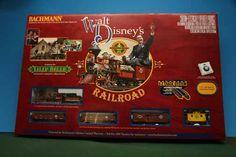 HO scale Disney train set