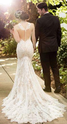 Courtesy of Martina Liana Wedding Dresses