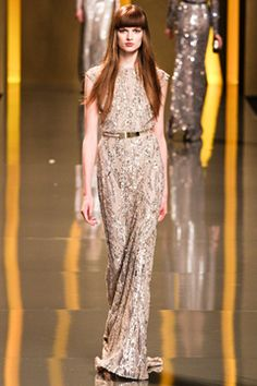 Elie Saab Fall 2012 Ready-to-Wear Collection