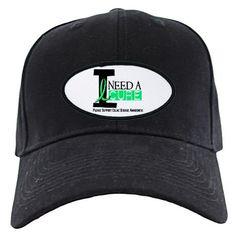I Need A Cure CELIAC DISEASE Baseball Hat on CafePress.com a69c4863050e