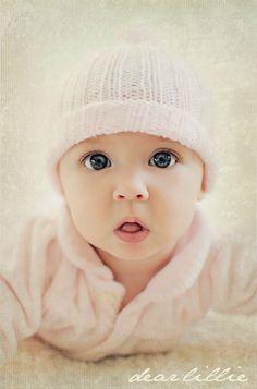 Photoshop Tutorial - baby eyes!