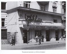 1970-es évek, István (Landler Jenő) utca, 7. kerület Bethlen mozi
