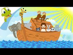 Who built the Ark Nursery Rhyme for Kids - YouTube