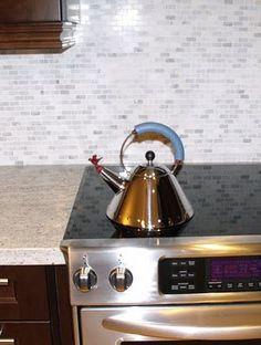 Alessi bird kettle