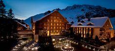 The Chedi Andermatt, Zen Luxury in the Alps