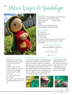 Angel Crochet Pattern Free, Crochet Vest Pattern, Free Crochet, Free Pattern, Knit Crochet, Crochet Patterns, Crochet Hats, Amigurumi Doll, Amigurumi Patterns