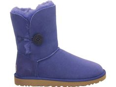 Ugg 5803 Bailey Button Lapis Comfortable Boots