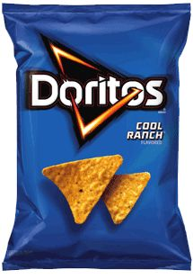 Doritos Cool Ranch Flavored Tortilla Chips, 1 Ounce (Pack of Spicy Doritos, Eggo Pancakes, Puffs Cereal, Frito Lay, Nacho Cheese, My Cookbook, New Flavour, Food Cakes, Goodies