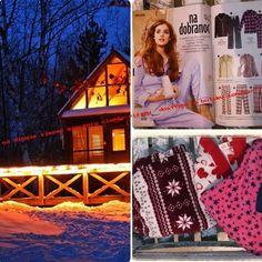 piżamy na zimowe wieczory dostępne w Londmar:)