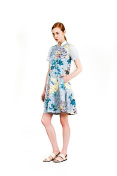 Funky Jungle: Summer Inspiration from the Resort 2015 Collections