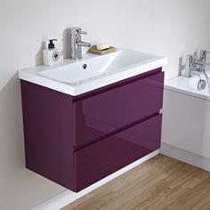 ... Vanity units on Pinterest  Vanity units, Basins and Floating bathroom