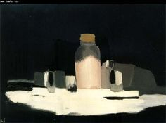 A new take on Still Life Nicolas de Stael
