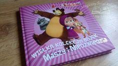 """""""Wielka kolekcja bajek o przygodach Maszy i Niedźwiedzia"""", EGMONT, 2015, recenzja: http://magicznyswiatksiazki.pl/recenzja-wielka-kolekcja-bajek-o-przygodach-maszy-i-niedzwiedzia/"""