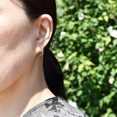 #silver #earrings by #joidart x #laracostafreda