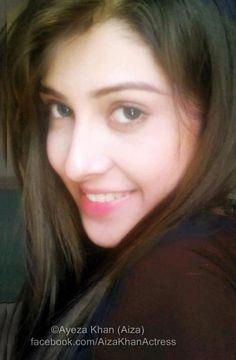 The Innocent Pakistani Actress Aiza Khan