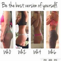 Goals. I'm more on week 4ish. That week 6 thoo>