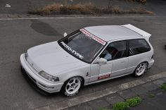 JDM Honda Civic EF9 | Flickr - Photo Sharing!