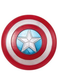"""Shop online Marvel's Captain America: Civil War - Kids Captain America 12"""" Shield. Explore our Boys Fashion section featuring new #shopping ideas of the best collection of #BoysFashion #BoysAccessories and #fashion products online at #Jodyshop Marketplace. Captain America Costume, Captain America Shield, America Signature, Civil War Movies, Captan America, Wholesale Halloween Costumes, Soldier Costume, Boys Accessories, Costume Accessories"""