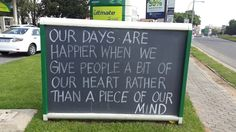 When Us, Chalkboard Quotes, Art Quotes, Mindfulness, Chalkboards, Words, Day, Inspirational, Twitter