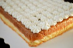 No Cook Desserts, Apple Desserts, Amazing Food Decoration, Cooking Bread, Savarin, Romanian Food, Sweet Tarts, Fondant, Cake Cookies