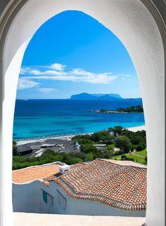 Gorgeous View of Sardinië
