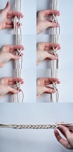 101 Lovely Macrame DIY Crafts - decoratio.co