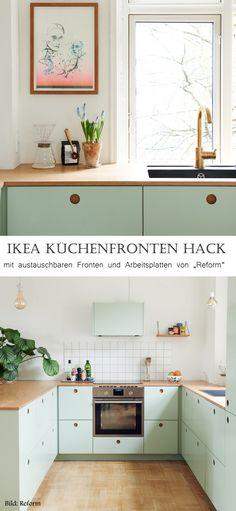 Počet nápadov na tému Küche Neue Fronten na Pintereste 17 - küchenfronten austauschen kosten