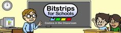 http://www.bitstrips.com.  Create comics.