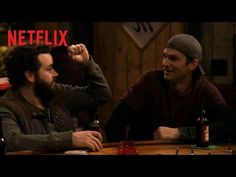 The Ranch ~ Ashton Kutcher's new series on NetFlix. Two brothers on a Colorado ranch try to start a business together.