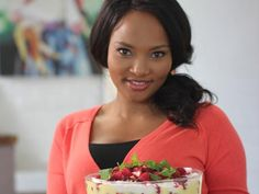 Siba Mtongana shares the rich fusion culture of modern South African food. She gives the traditional recipes she grew up with a totally modern twist, while an injecting them with international flavors.