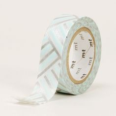 LET LIV - MT Washi Tape in Corner Blue