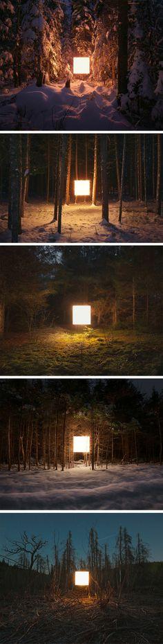 Série Alternative Landscapes par Benoit Paillé