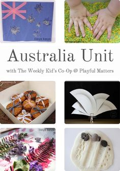 Kids will learn in fun ways with this Australia Unit. Links to some of the best activities and resources on the web for your Australia Unit planning. From Playful Matters.