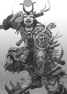Shido Warrior via-550