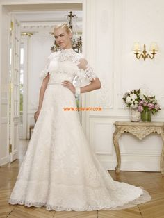 Inverted Triangle Classic & Timeless Winter Wedding Dresses 2013