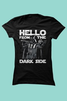 The most amazing gift for Star Wars and Adele fans! Jedi Princess, Star Wars Collection, Geek Girls, Nerd Geek, T Shirts With Sayings, Films, Movies, Becca, Cool Shirts