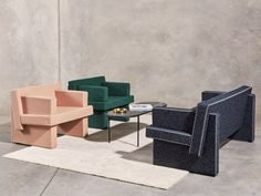 AUGUST | Кресло By DesignByThem дизайн Sarah Gibson, Nicholas Karlovasitis Milan Furniture, Furniture Sets, Furniture Design, Outdoor Chairs, Outdoor Furniture, Outdoor Decor, Minimalism, Armchair, Upholstery