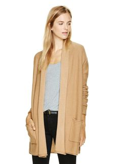 BABATON BEEKMAN SWEATER - Cozy up in an ultrafine cashmere-blend cardigan.  Essential WardrobeWomen's ...