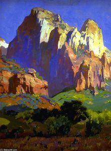 Giants Désert, Utah - (Franz Bischoff)