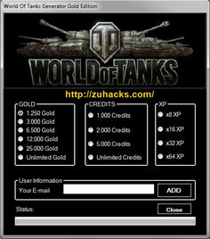 World Of Tanks Hack Cheats