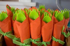 carrot forks and spoons