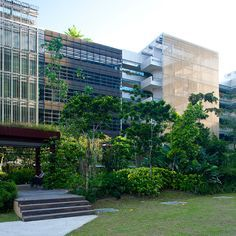 The Khoo Teck Puat Hospital in Singapore by RMJM Architects