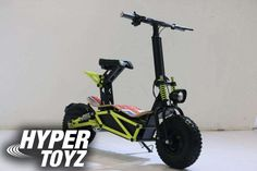 Now the time comes to you to show your riding skill with the help of #two #wheel #electric #scooter.