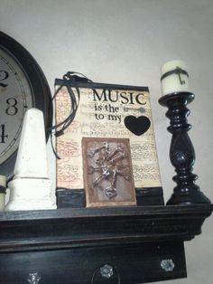 Music is the key to my heart!