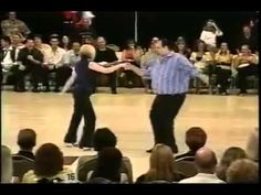 makes me smile... couldn't take my eyes off this guy- he completely upstages his partner.... and she's good!   Wow didn't see that one coming..this guy can dance!!! - YouTube