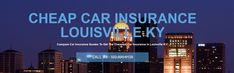 Welcome to Cheap Car Insurance Louisville KY. We for past 5 years have been providing the cheapest possible car insurance quotes for car drivers in Louisville KY and areas around.